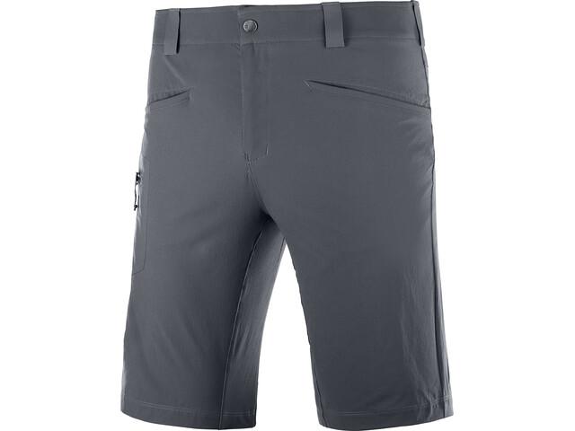 Salomon Wayfarer Shorts Men, ebony